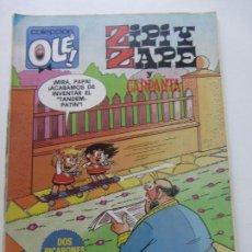 Tebeos: COLECCION OLE Nº 190 - ZIPI ZAPE - BRUGUERA CX05. Lote 151565998