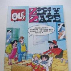 Tebeos: COLECCION OLE Nº Nº 31 Z.97 ZIPI Y ZAPE - EDICIONES B CX05. Lote 151566266