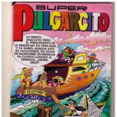 Tebeos: SUPER PULGARCITO - NÚMERO 59 - BRUGUERA - IMPECABLE. Lote 151570066