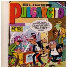 Tebeos: SUPER PULGARCITO - NÚMERO 61 - BRUGUERA - BUEN ESTADO. Lote 151570502