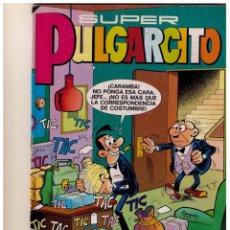 Tebeos: SUPER PULGARCITO - NÚMERO 62 - BRUGUERA - IMPECABLE. Lote 151570618
