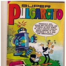 Tebeos: SUPER PULGARCITO - NÚMERO 108 - BRUGUERA - BUEN ESTADO. Lote 151571570