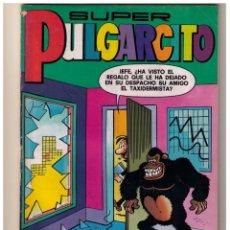 Tebeos: SUPER PULGARCITO - NÚMERO 113 - BRUGUERA - BUEN ESTADO. Lote 151571982
