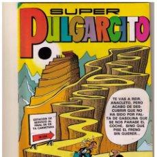 Tebeos: SUPER PULGARCITO - NÚMERO 118 - BRUGUERA - IMPECABLE. Lote 151572170
