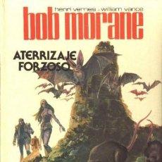 Tebeos: JET BOB MORANE ATERRIZAJE FORZOSO Nº 8 EDITORIAL BRUGUERA,. Lote 151615298