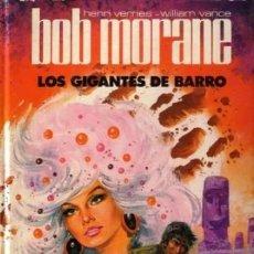 Tebeos: JET LOS GIGANTES DE BARRO - BOB MORANE Nº 3 EDITORIAL BRUGUERA,. Lote 151615406