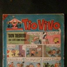 Tebeos: TIO VIVO Nº 225-1965. Lote 151617398