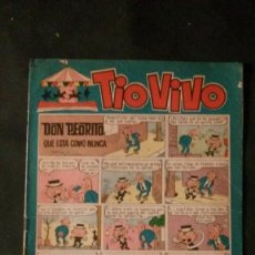 Tebeos: TIO VIVO Nº 236-1965. Lote 151617538