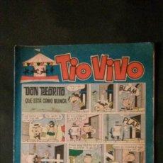 Tebeos: TIO VIVO Nº 151-1965. Lote 151617734