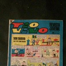 Tebeos: TIO VIVO Nº 351-1967. Lote 151617962