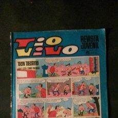 Tebeos: TIO VIVO Nº 381-1968. Lote 151618222