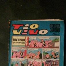 Tebeos: TIO VIVO Nº 391-1968. Lote 151618394