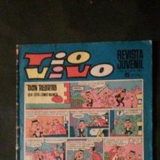 Tebeos: TIO VIVO Nº 393-1968. Lote 151618706