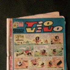 Tebeos: TIO VIVO Nº 428-1969. Lote 151618882