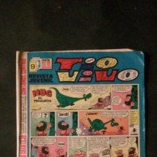 Tebeos: TIO VIVO Nº 431-1969. Lote 151618990