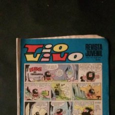 Tebeos: TIO VIVO Nº 440-1969. Lote 151619234