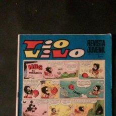 Tebeos: TIO VIVO Nº 446-1969. Lote 151619322