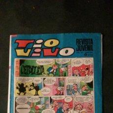 Tebeos: TIO VIVO Nº 536-1971. Lote 151619982