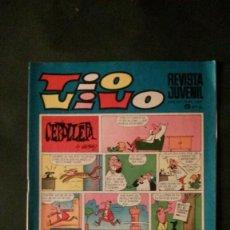 Tebeos: TIO VIVO Nº 552-1971. Lote 151620206