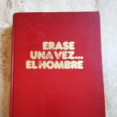 Tebeos: ERASE UNA VEZ EL HOMBRE TOMO COMPLETO CON 26 FASCICULOS, ENCUADERNADOS 624 PAGINAS. Lote 151626014