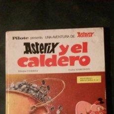 Tebeos: ASTÉRIX Y EL CALDERO-BRUGUERA-1970. Lote 151633598