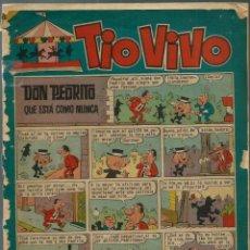 Tebeos: TIO VIVO Nº 262 - BRUGUERA 1966. Lote 151647018
