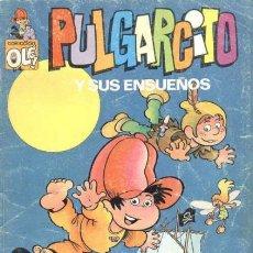 Tebeos: PULGARCITO- OLÉ - Nº 4- Y SUS ENSUEÑOS- 1982- GRAN JAN- MUY BUENO-DIFÍCIL- LEAN- 0293. Lote 151648518