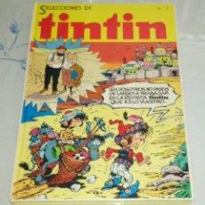 Tebeos: SELECCIONES DE TINTIN TOMO Nº 2. Lote 151658778