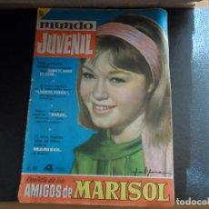 Tebeos: MUNDO JUVENIL Nº 20. REVISTA DE LOS AMIGOS DE MARISOL EDITORIAL BRUGUERA . Lote 151662242