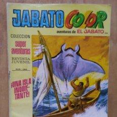 Tebeos: JABATO COLOR - AÑO III Nº 106 - ED. BRUGUERA. Lote 151689066