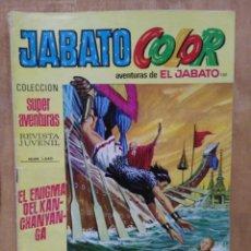 Tebeos: JABATO COLOR - AÑO IV Nº 130 - ED. BRUGUERA. Lote 151694302