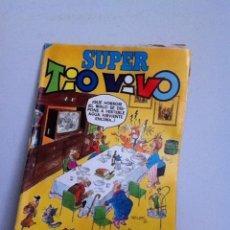 Tebeos: SUPER TÍO VIVO NÚMERO EXTRA 1977. Lote 151820998