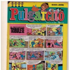 Tebeos: PULGARCITO Nº 2310 CON SHERIFF KING. Lote 151857694
