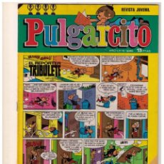 Tebeos: PULGARCITO Nº 2345 CON SHERIFF KING. Lote 151857810