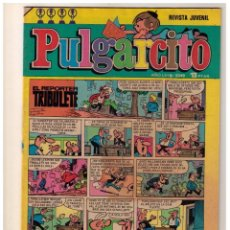 Tebeos: PULGARCITO Nº 2349 CON SHERIFF KING. Lote 151858670