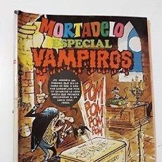 Tebeos: MORTADELO ESPECIAL VAMPIROS - BRUGUERA (LEER DESCRIPCIÓN). Lote 151857610