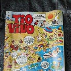 Tebeos: TIO VIVO EXTRA DE VERANO DE 1971 25 PESETAS. Lote 152009486