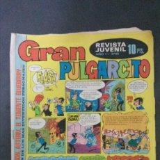 Tebeos: GRAN PULGARCITO Nº 29. Lote 152217070