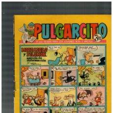 Tebeos: PULGARCITO Nº 1642 -CON INSPECTOR DAN-. Lote 152232642