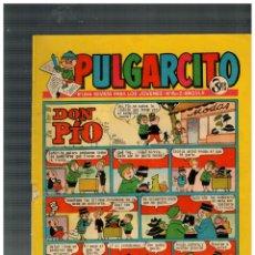 Tebeos: PULGARCITO Nº 1646 -CON INSPECTOR DAN-. Lote 152232778