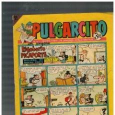 Tebeos: PULGARCITO Nº 1672 -CON INSPECTOR DAN-. Lote 152232974