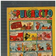 Tebeos: PULGARCITO Nº 1433 -CON CAPITÁN TRUENO-. Lote 152233118