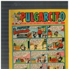Tebeos: PULGARCITO Nº 1582 -CON CAPITÁN TRUENO- BUENO.. Lote 152233298