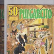 Tebeos: 50º ANIVERSARIO PULGARCITO. Lote 152259898