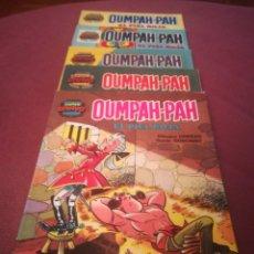 Livros de Banda Desenhada: OUMPAH-PAH, EL PIEL ROJA. Lote 152328121