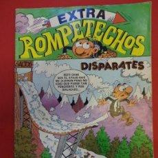 Tebeos: ROMPETECHOS EXTRA DISPARATES. BRUGUERA 1985. Lote 152336074