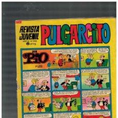 Tebeos: PULGARCITO Nº 2133 -CON LOS BILLETES MORTADELOS-. Lote 152340534