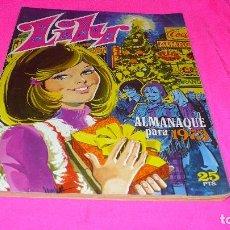 Tebeos: LILY ALMANAQUE PARA 1973.. Lote 152345378