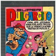 Tebeos: SUPER PULGARCITO Nº 12 -CON BILLETES MORTADELOS- BUENO.. Lote 152348538
