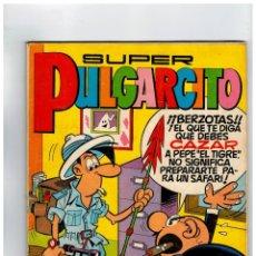 Tebeos: SUPER PULGARCITO Nº 22 -CON BILLETES MORTADELOS- . Lote 152348698